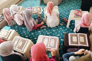 3 Langkah Untuk Menumbuhkan Kecintaan Anak Membaca Al-Quran