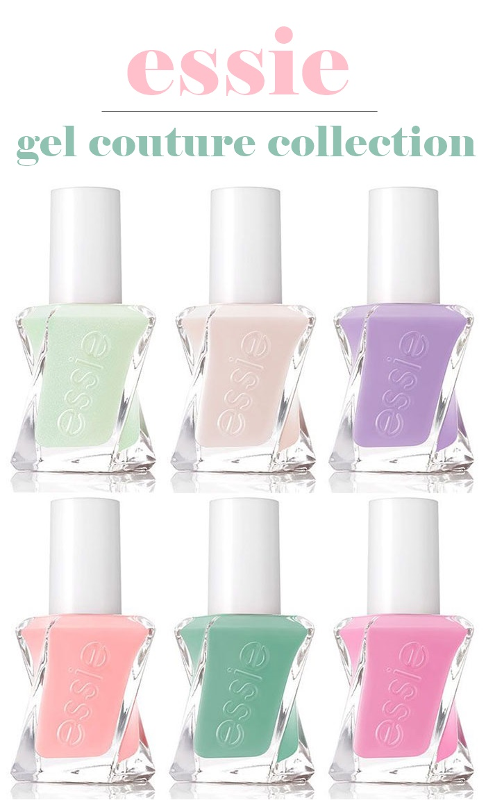 Babblings of a Mommy: Beauty News: Essie Has A New Line, And A New Look!