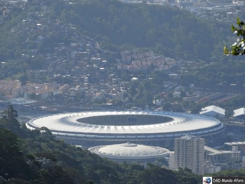 Como visitar o Maracanã - Rio de Janeiro