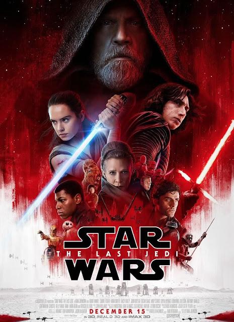 revue Star Wars Les derniers Jedi