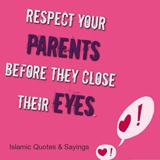 childrens lack of respect towards their parents You can respect their differences and expect that they will respect yours if people are behaving badly towards you and hurting you or your feelings, then you cannot, and must not, respect their unkind behaviour.