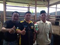 Orang Malaysia Takjub Lihat Ternak Kambing Tanpa Ngarit dan Angon