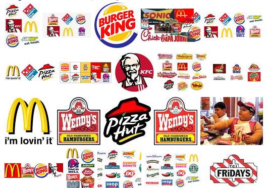 Popular Food Logos For Children Uk