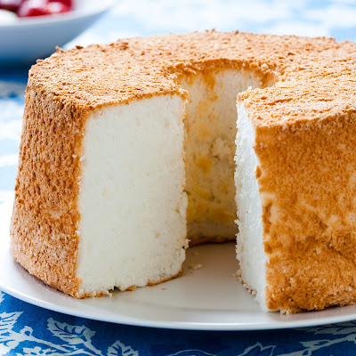 Prepare Angel Cake without Fat