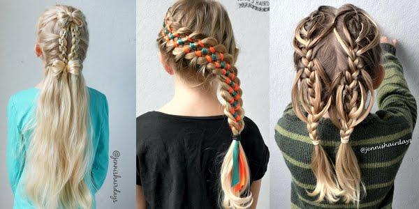 Stunning Braids By Jenni S Hairdays Finland The