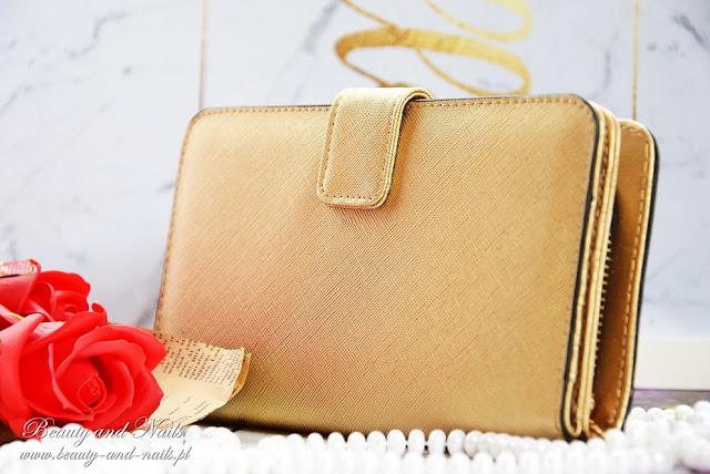 PORTFEL GOLD ORIFLAME