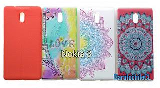 Carcasa Nokia 3