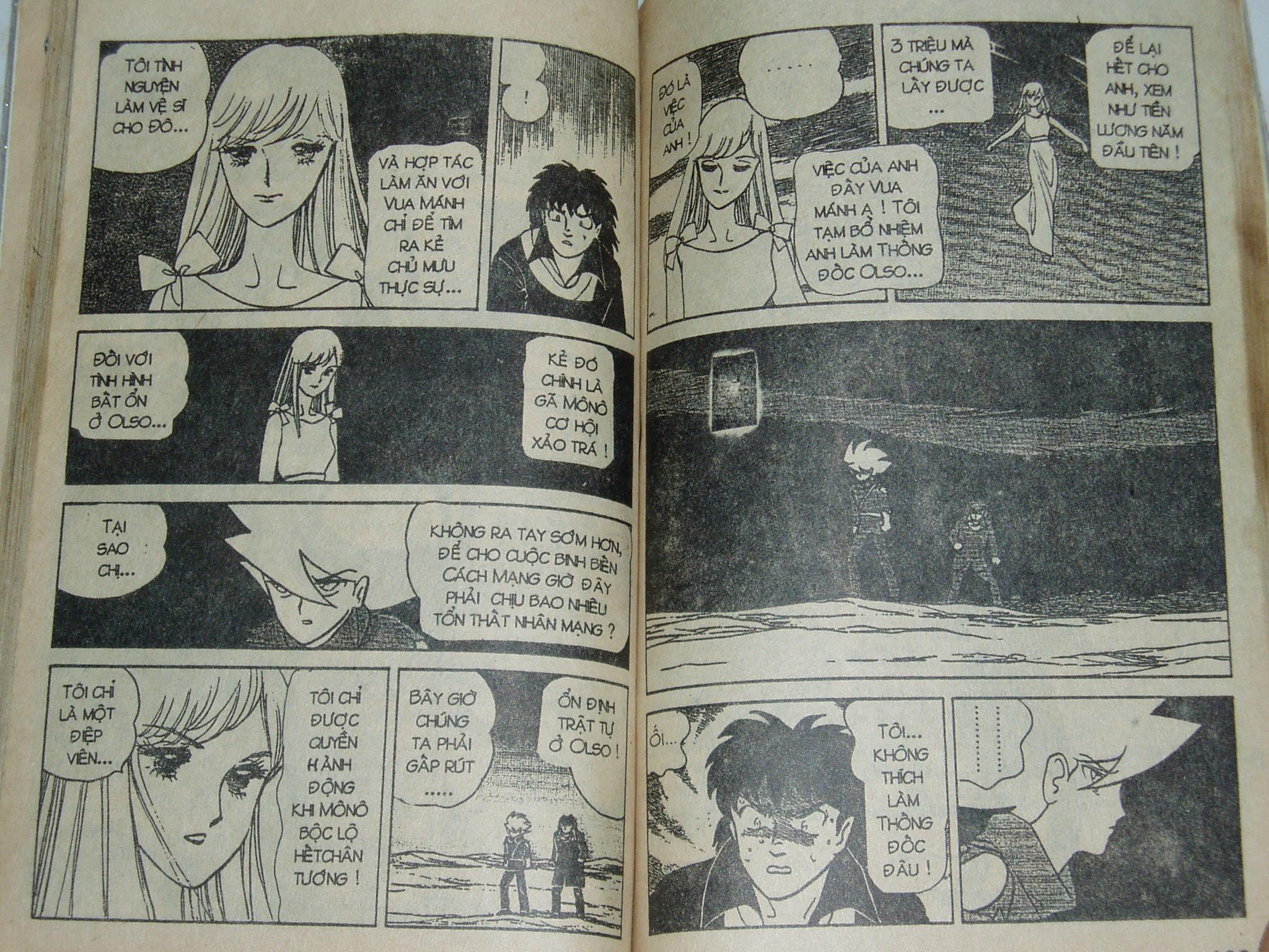 Siêu nhân Locke vol 18 trang 50