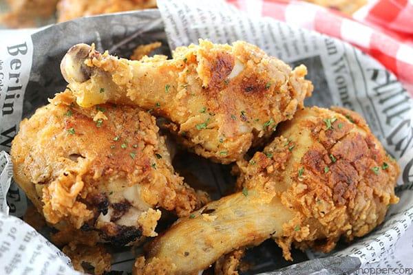 Buttermilk Fried Chicken from Cincy Shopper