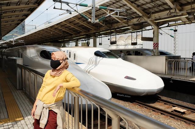 bullet train japan curitan aqalili
