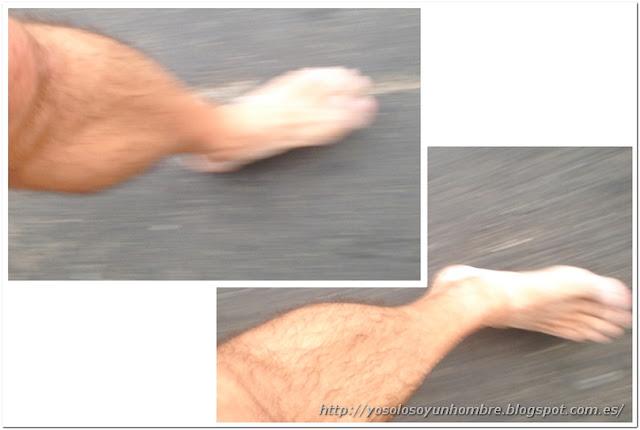 Pies desnudos