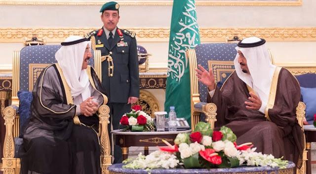 خلاف بين السعودية و الكويت