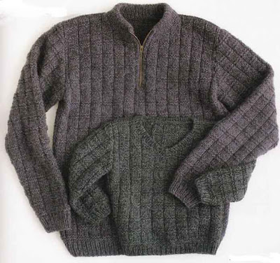 Blouse with elegant pattern. Knitting and Crocheting - Crochet Baby