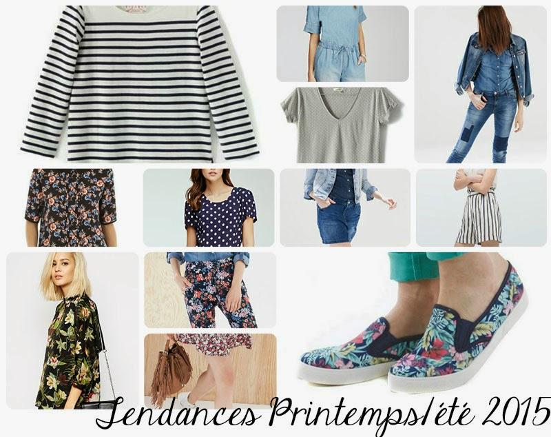 Top/Flop Tendances Printemps/Été 2015