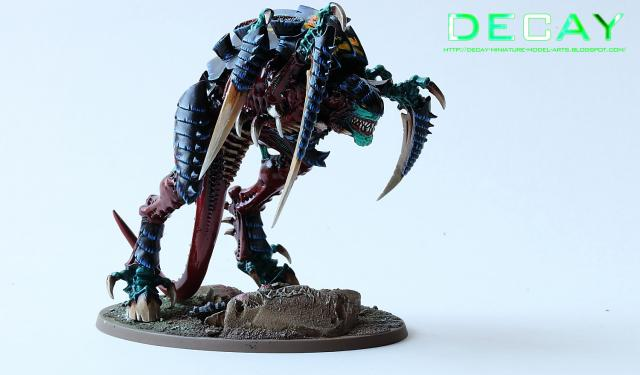 Tyranids Tyrannofex by DECAY photo