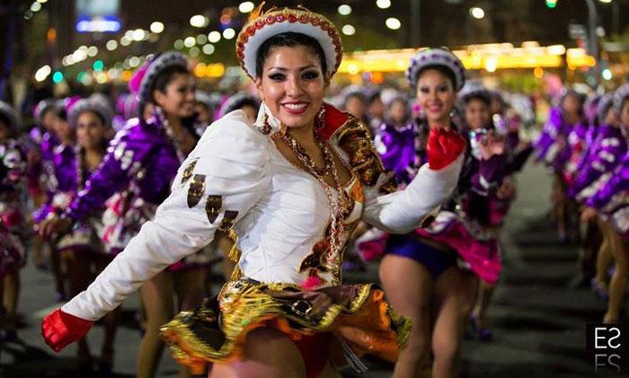 II Encuentro Mundial de Caporales 100% boliviano se realizará en Buenos Aires