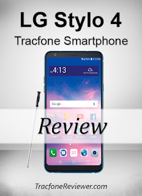 Tracfone lg stylo 4 l713dl review