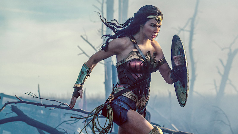 Wonder Woman (2017) Director: Patty Jenkins, Stars: Gal Gadot, Chris Pine, Robin Wright. Wonder Woman created by William Moulton Marston, H. G. Peter, Elizabeth Holloway Marston, Olive Byrne.