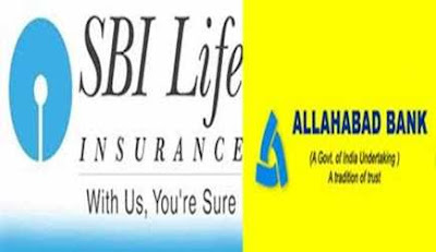 Allahabad Bank and SBI Life Signed Pact