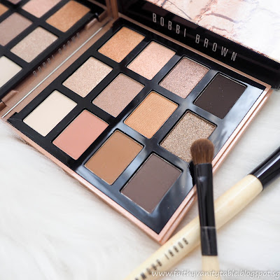 Bobbi Brown Nude Drama Palette Review, Swatches, Video Demo.