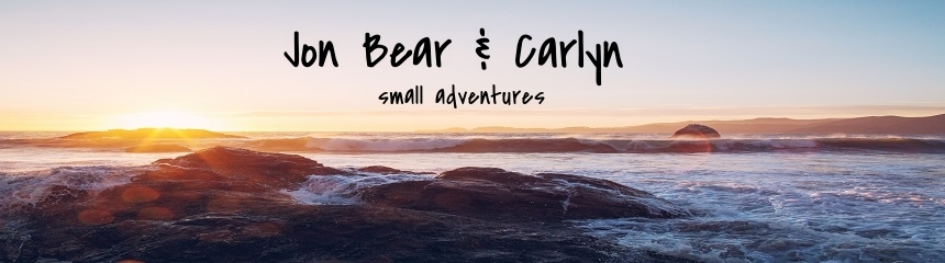 Jon Bear and Carlyn Girl's small adventures