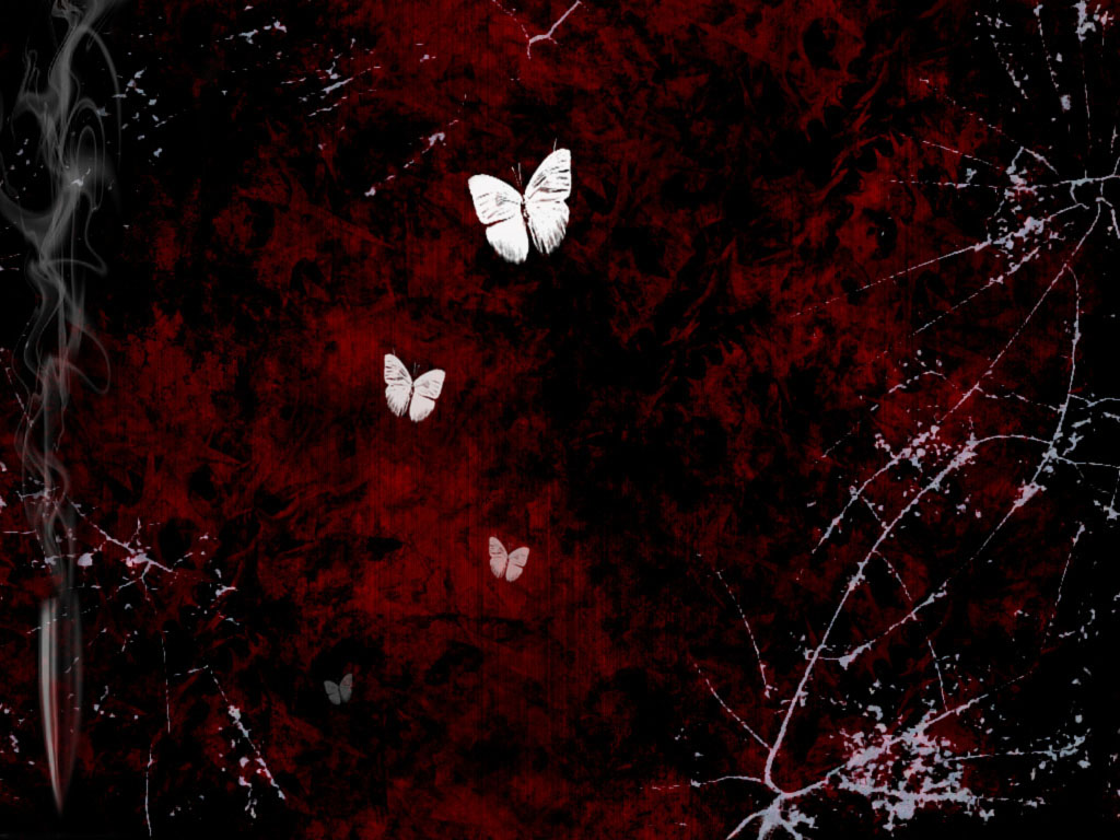 dark butterfly wallpaper desktop - photo #19