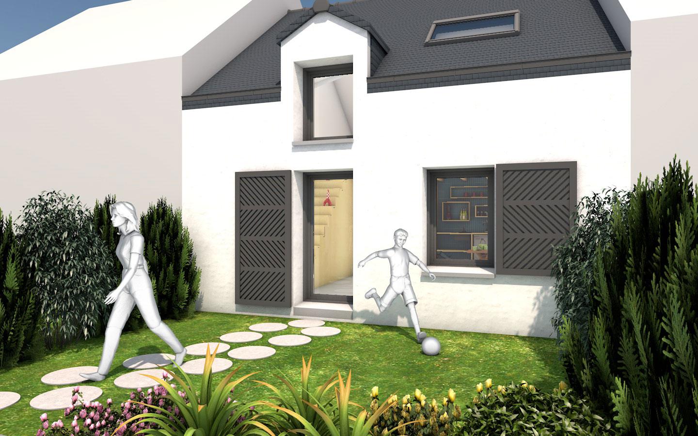 Pascal ponchon architecte d 39 int rieur vannes morbihan for Aides a la renovation d une maison