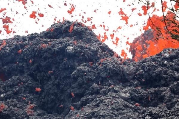 """Erupción del Kilauea podría activar los volcanes del """"Anillo de Fuego"""""""