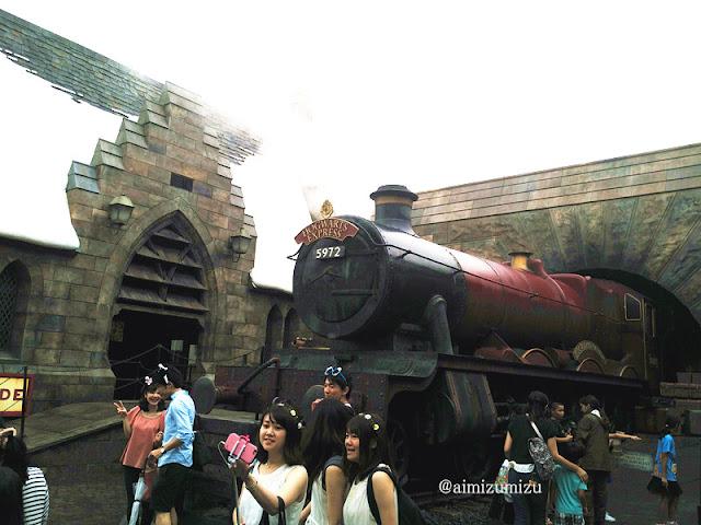 Higwarts Express