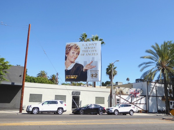 Judge Judy season 22 billboard