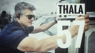 Thala 57 Title and First Look Release Date Big Update | AK 57 Ajith Vivek Oberoi