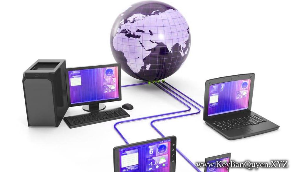 Giới thiệu về mạng máy tính và sự ra đời của mục chia sẻ Video học Network trên www.KeyBanQuyen.XYZ