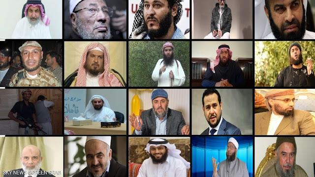 Ini Daftar 59 Orang yang Dianggap Teroris Oleh Saudi CS