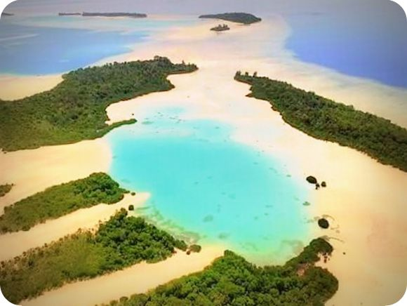 Govt Continues To Develop Widi Islands as Tourism Destination