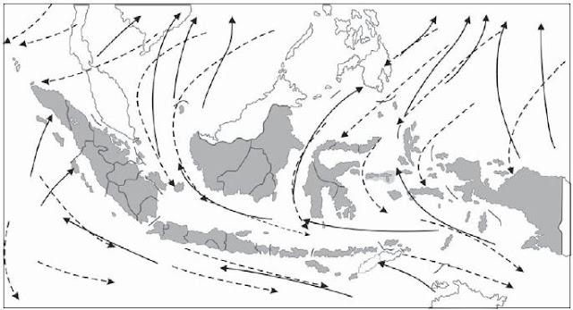 Pengaruh Letak Geografis dan Astronomis Indonesia