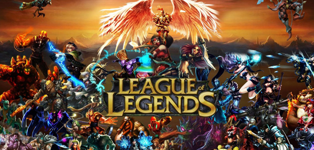 League of Legends Section