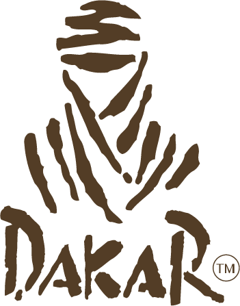 Logo del Rally Dakar 2014 - Vector