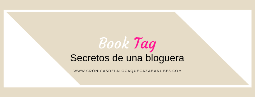 Cartel Book tag: secretos de una bloguera