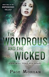 The wondrous and the Wicked by Page Morgan | Cover Love