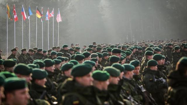 Pentágono avisa que EEUU mantendrá sus maniobras en el flanco oriental de la OTAN
