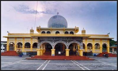 Sejarah Kota Pekanbaru Riau