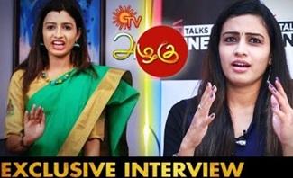 Sun Music VJ Azhagu Serial Actress Sangeetha Interview