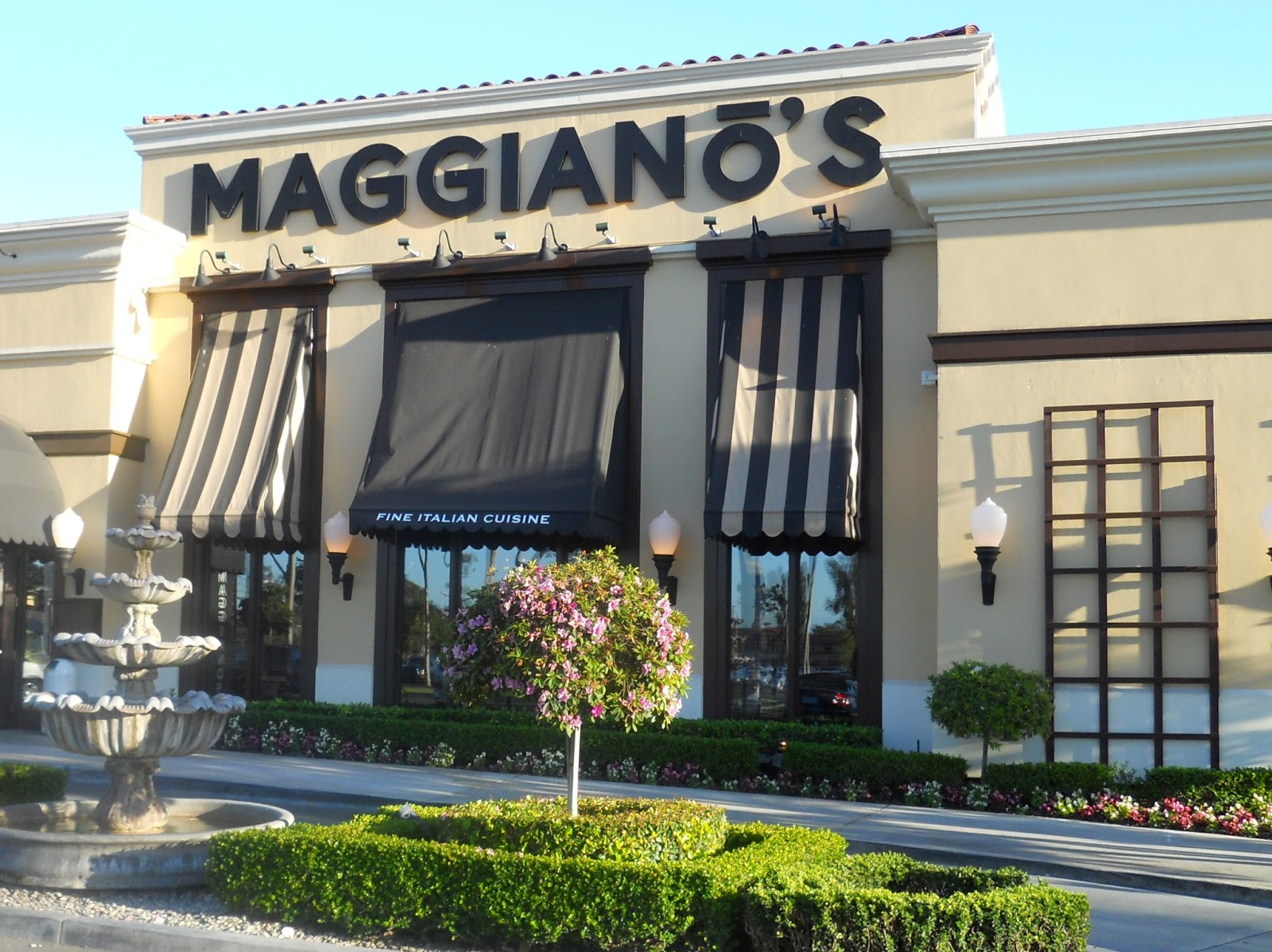 Maggiano's coupon code