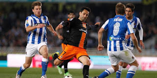 Valencia vs Real Sociedad Live Streaming online Today 25.02.2018 Spain La Liga