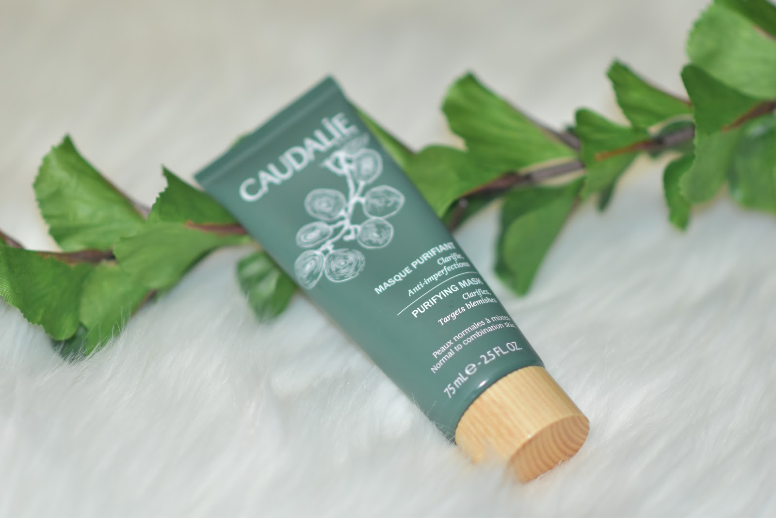 Purifying Mask from Caudalie_AimforGlam