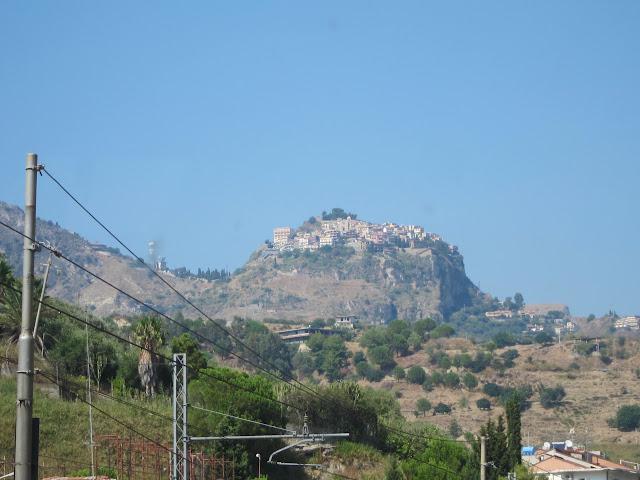 Castelmola på Sicilien