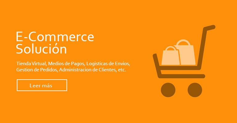 Diseño, desarrollo y mantenimiento de tiendas online