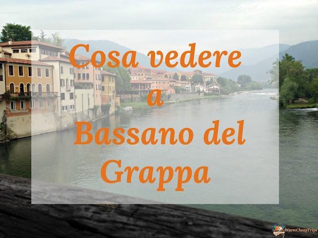 cosa vedere bassano del Grappa, bassano del grappa, cosa vedere a bassano, weekend in veneto, Brenta, ponte degli alpini