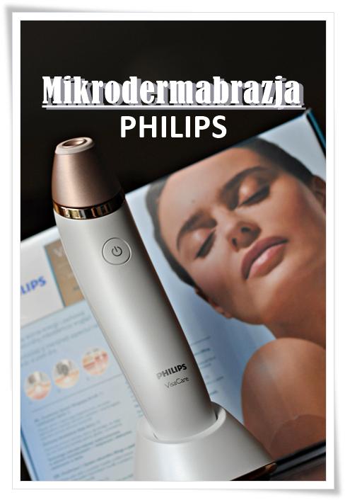philips visacare, mikrodermabrazja, visacare, peeling, skóra, lifting, oczyszczanie skóry, piękna skóra, pielęgnacja