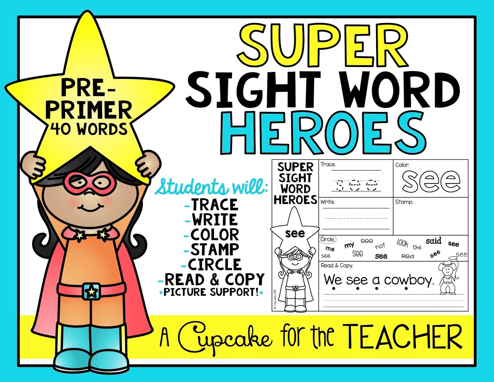 2015 - A Cupcake for the Teacher